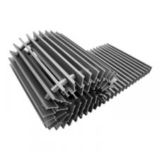 iTermic Решетка рулонная SGA-20- 800 алюм.