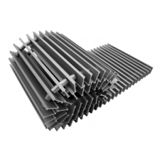 iTermic Решетка рулонная SGA-20-700 алюм.