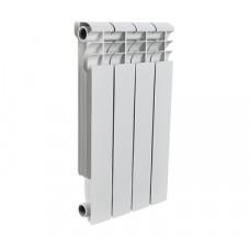 ROMMER Profi 500 (AL500-80-100) 1 секция радиатор алюминиевый (RAL9016)