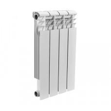 ROMMER Profi BM 500 (BI500-80-150) 1 секция радиатор биметаллический (RAL9016)