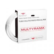 Prandelli Multyrama Труба металлопластиковая 16х2,0 (0,2) (Бухта: 100 м) в кусках
