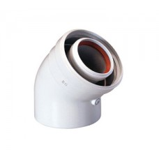 Baxi KHG (New) Коаксиальный отвод 45 (Main/Eco3/Compact))