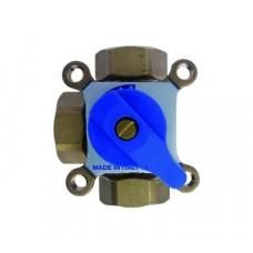 LUXOR Трехходовый смесительный клапан G 1 KV 4